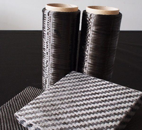 Carbon fibres